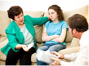 Un psicólogo de Salamanca puede ayudar para mejorar las relaciones con los padres