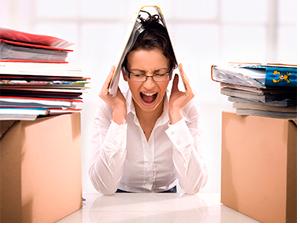 El estrés es uno de los principales motivos por los que se acuden a los psicólogos en Salamanca